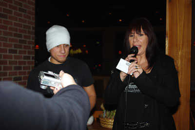 Picture from a WRIF Party at The Broadcast Booth